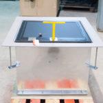 Tapa fotovoltaica